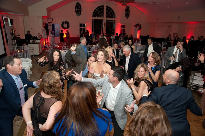 Dancing the night away. Photo by FayFoto Boston.