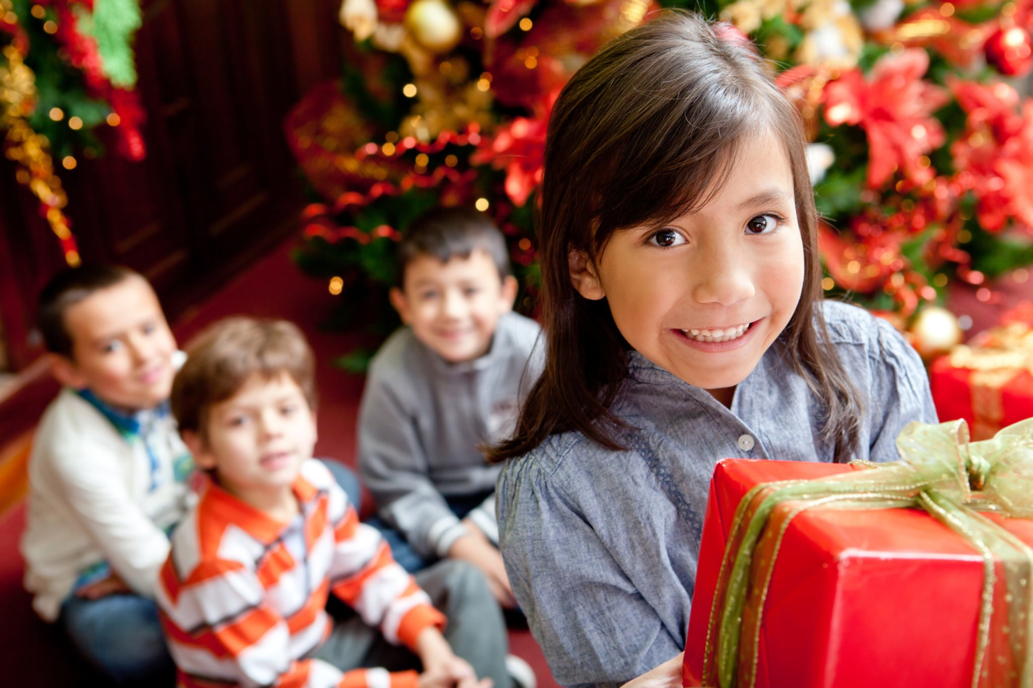 adopt a local family who needs your help this holiday season