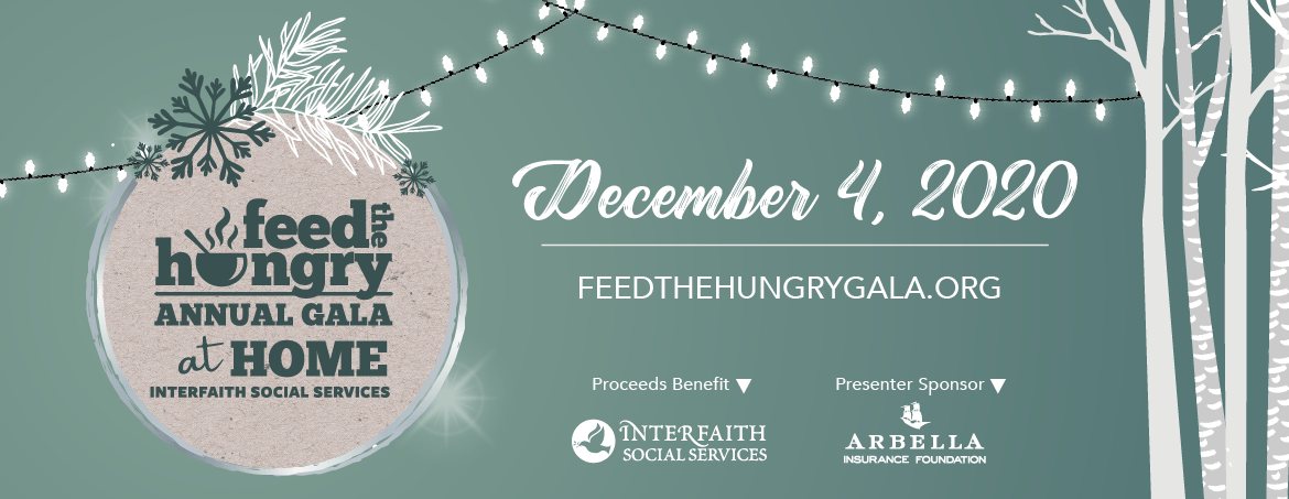 Feed the Hungry gala Banner
