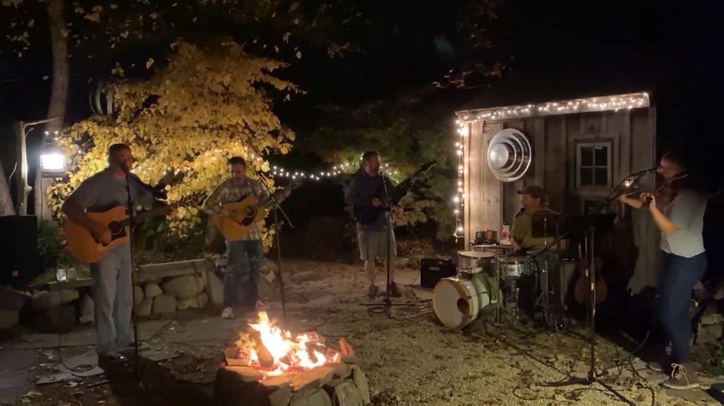 The Old Oaken Bucket Band