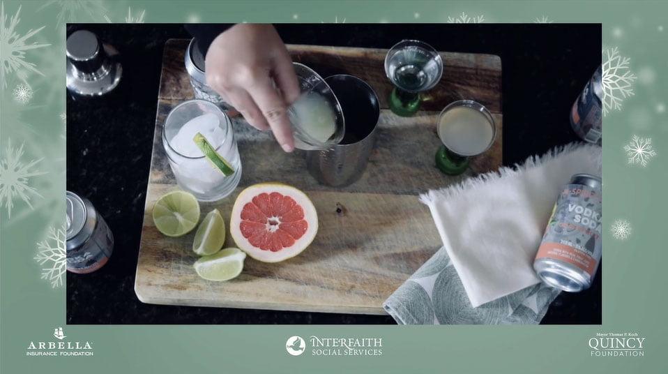 Spiritfruit demonstration