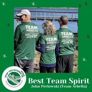 Best Team Spirit