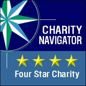 Charity Navigator Four Star Charity logo