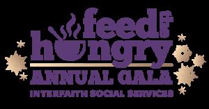 Feed the Hungry Gala 2021 logo