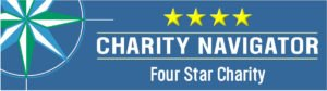 Charity Navigator Four Star Rating