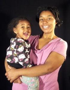 Jill and Anaiya