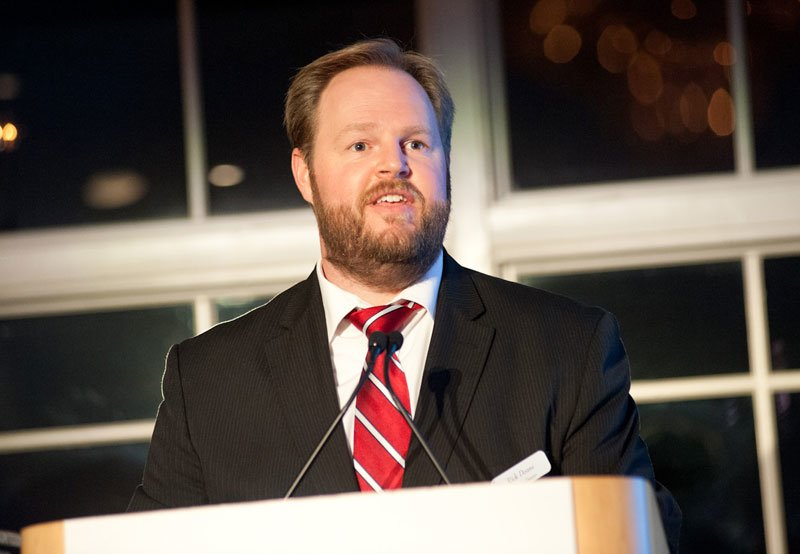 Interfaith's Executive Director Rick Doane.